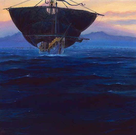 Al-Pharazôn's Ship