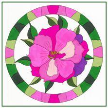 Eglantine (Sweet Briar Rose) Took Rose