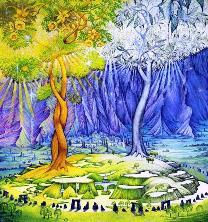 The Trees of Valinor
