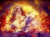 Glaurung in Nargothrond