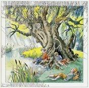Old Man Willow singing