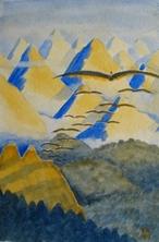 Off rose fifteen great birds
